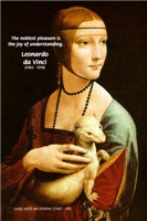 Leonardo da Vinci: Pleasure / Joy of Understanding