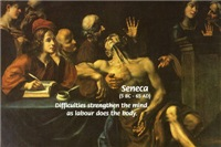 Seneca the Younger: Philosopher / statesman
