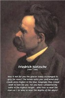 Friedrich Nietzsche: Philosopher / Master of Prose