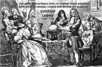 Leibniz Unity Metaphysics: God, substance of Monad