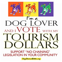 Dog Lover & I Vote: Tourism