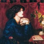 Jane Morris by Rossetti