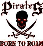 Pirates Born To Roam