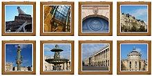 Paris Tile Boxes