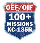 100 KC-135 Missions