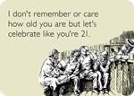 Celebrate Like You're 21