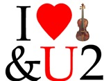 I Love Violin and You Too