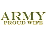 Army Proud Wife