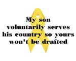 My Son voluntarily