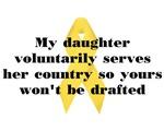 My Daughter voluntarily