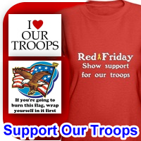 Items for Supporting the Troops