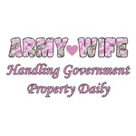 Army Wife - Government Property