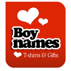 I Love Boys T-shirts & I Heart Boys T-shirts