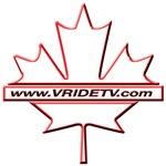Maple leaf vridetv.com logo