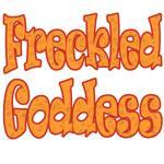 Freckled Goddess