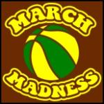 March Madness Yellow