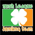 Irish League Drinking Team