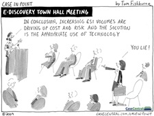 9/14/2009 - eDiscovery Town Hall Meeting