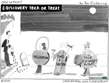 11/2/2009 - eDiscovery Trick or Treat