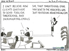 3/28/2011 - Discovering Email