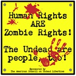 Human rights/Zombie rights