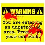 Warning: Unpatrolled
