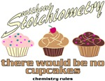Chemistry Cupcakes