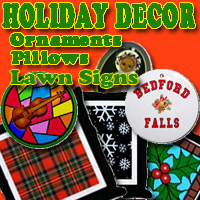 Decorate for the Holidays!