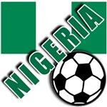 World Soccer NIGERIA Team T-shirts