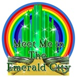 Meet Me in the Emerald City Tshirts, Gifts