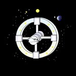 Distant Space Station