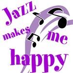 Jazz Makes Me Happy