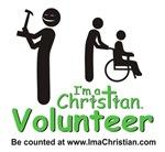 I'm a Christian Volunteer