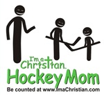 I'm a Christian Hockey Mom