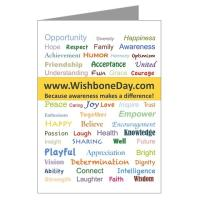Wishbone Day Cards