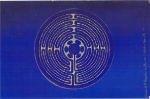 39.chartre labyrinth..