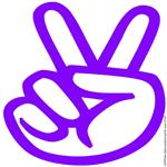 103. purple peace/victory..