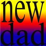 108.new dad rainbow back