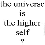 369b. the universe is the higher self