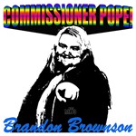 POPE BRANDON BROWNSON