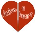 Halve A Heart