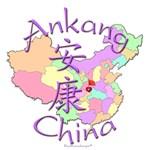 Ankang, China