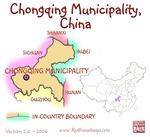 Chongqing, China mini map