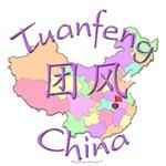 Tuanfeng, China