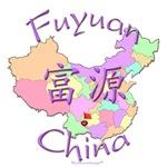 Fuyuan, China...