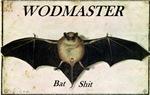 WODMasters Bat Shit