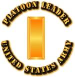 Army - Platoon Leader - 2nd LT