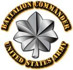 Army - Battalion Commander
