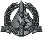 Israel - Home Front Hat Badge - No Text