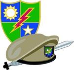 SOF - Ranger DUI - Beret